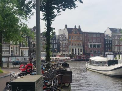Amsterdam - Escandinávia